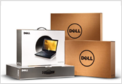 packaging production for Dell