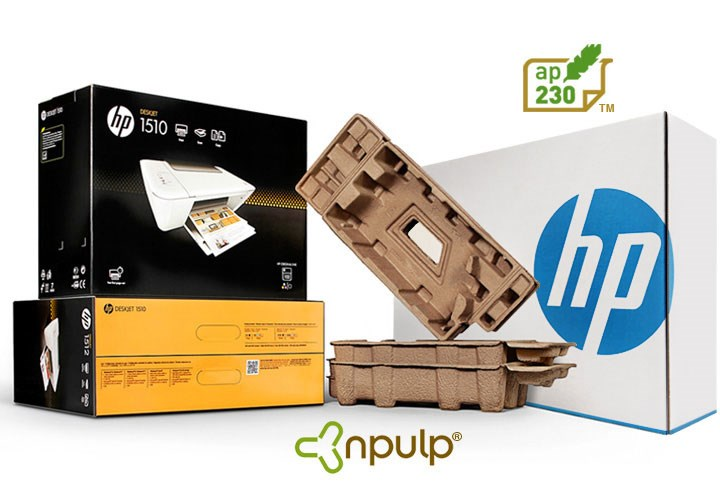 HP's partnership with YFYJupiter supports their green packaging environmental strategy