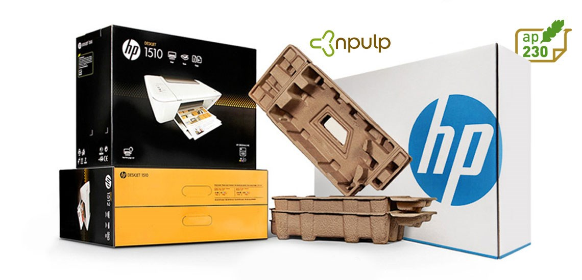 Sustainable Packaging for HP